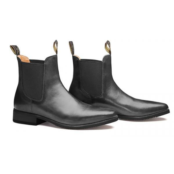 Boots cuir noir Mountain Horse